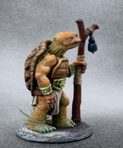 Tortoise-Folk Druid 1