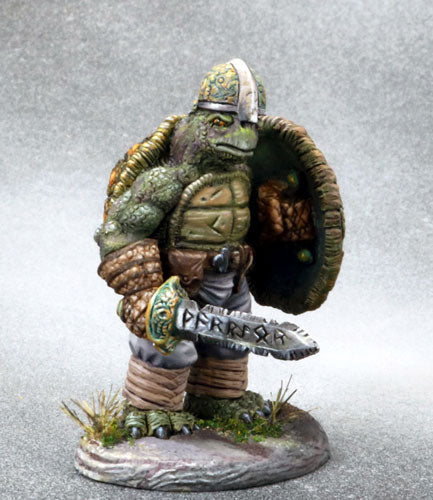 Tortle miniature fighter 2