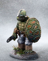 Tortle miniature fighter 3