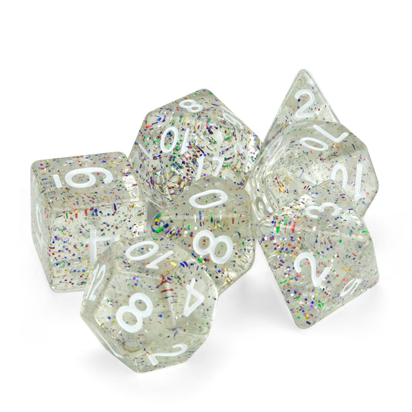 Wiz Dice Sparkle Vomit