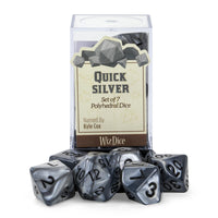 Quicksilver rpg dice