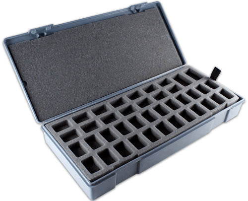 chessex storage case 80 figures