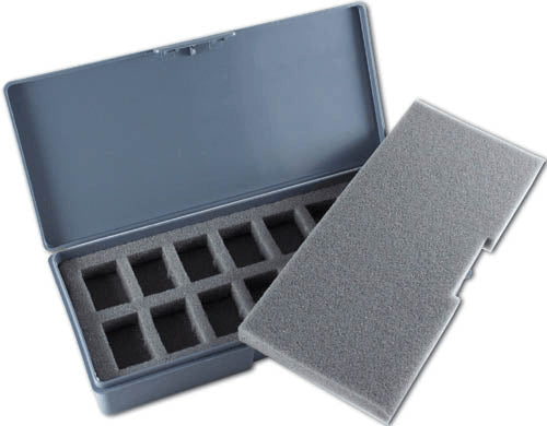 chessex storage case 14 figures