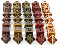 Ancient Dice D&D Sets