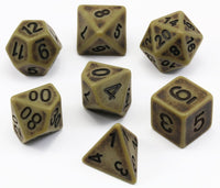 Ancient Dice Cyan RPG