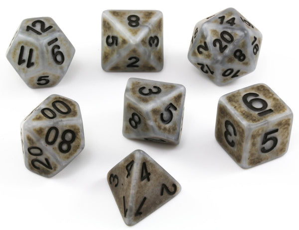 Ancient Dice Silver