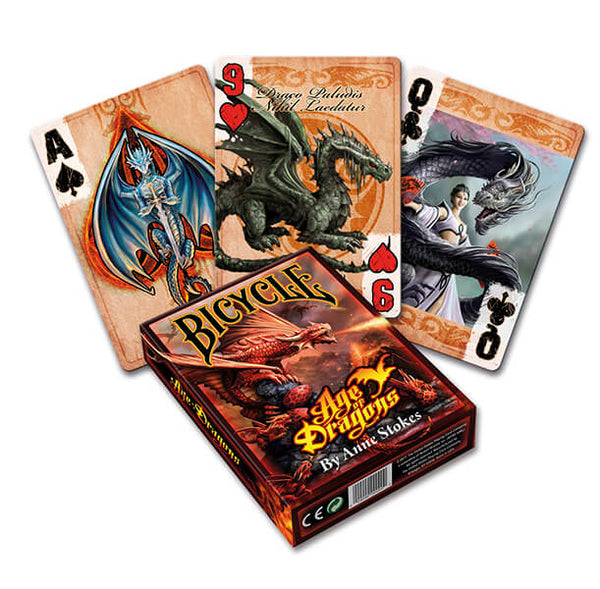 Age of Dragons Playing Cards