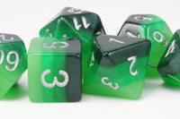 Arcane Dice Green