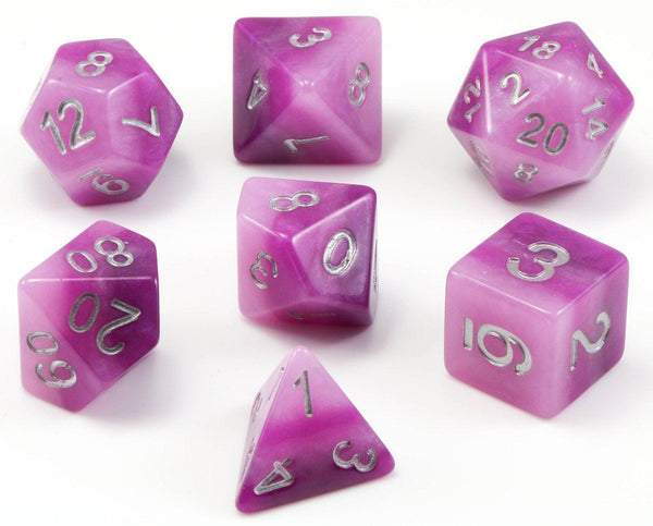 D&D Arcane Dice Purple