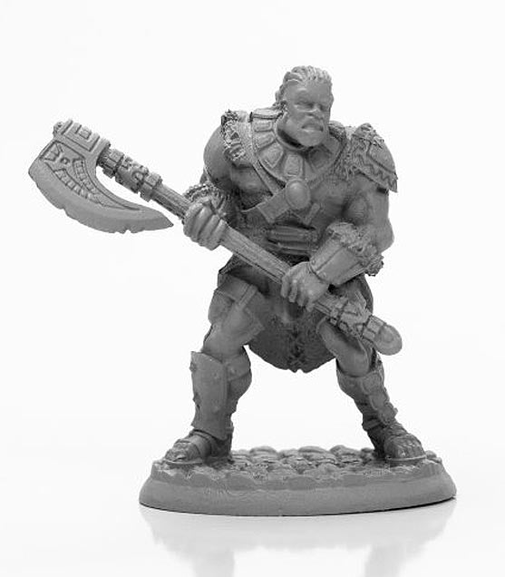 Barbarian Miniature