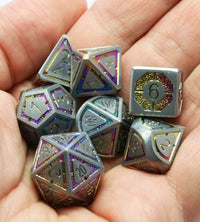 Assassin Dice Rainbow Stealth 3