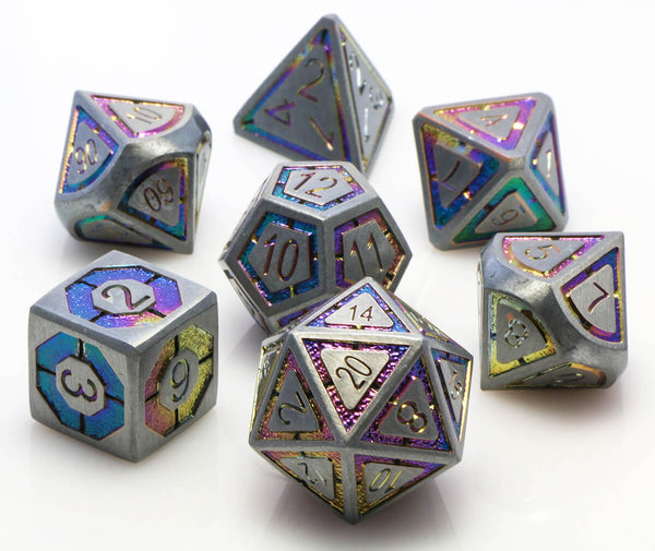 Assassin Dice Rainbow Stealth