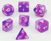 Aurora Dice Purple