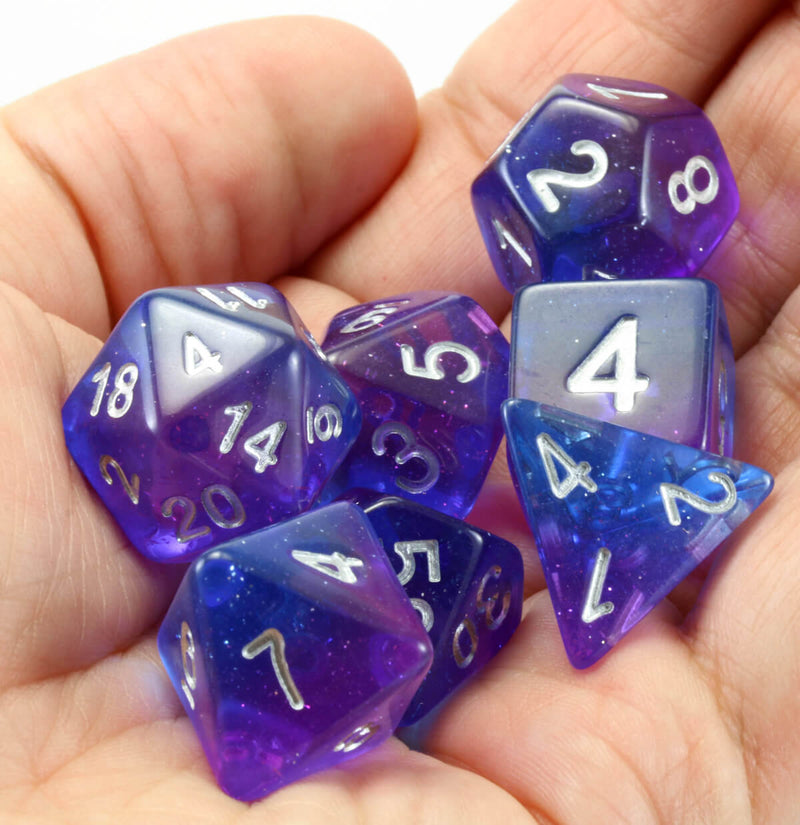 Awesome D&D dice