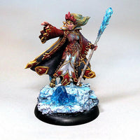 Bombshell Miniatures BOM10052 Glacia The Winter Witch