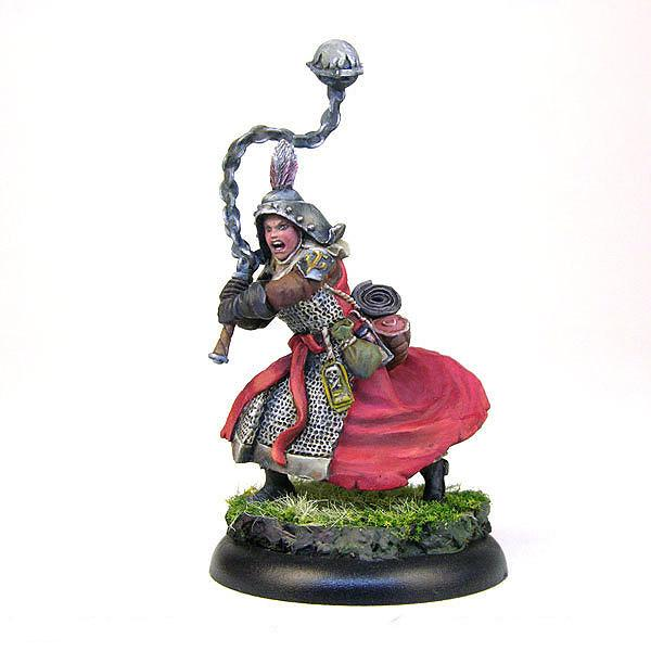 Bombshell Miniatures BOM10061 Sister Marion Weebley