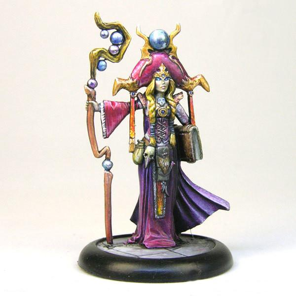 Bombshell Miniatures BOM10064 Anugrah The Oracle