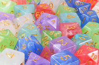 Banshee dice collection