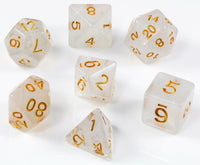 Banshee White Dice
