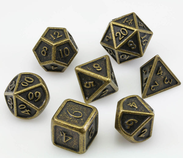 Berserker Dice Ancient Bronze