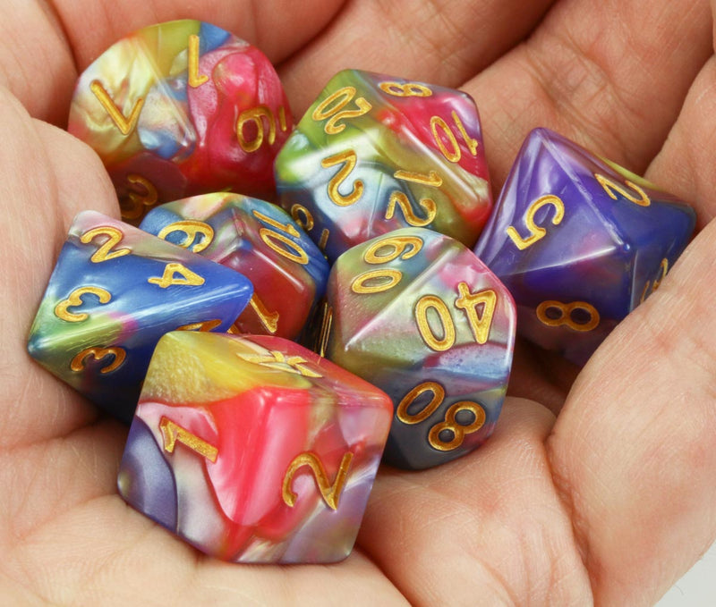 Blended Dice Oracle 3