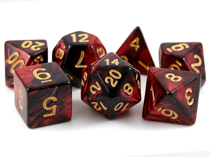 Blended Dice Blood Magic