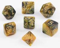 Blended Dice (Champion) RPG Role Playing Game Dice Set
