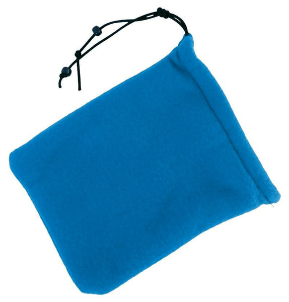 2 Pocket Dice Bag Blue