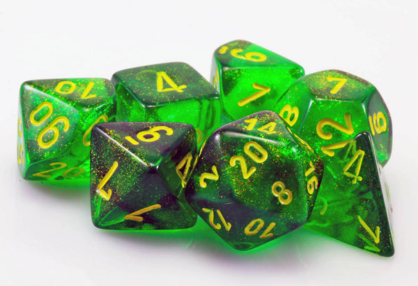 Borealis Maple Green Dice