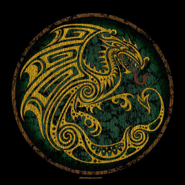Celtic Dragon RPG T-Shirt