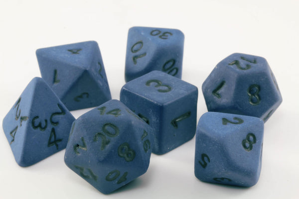Ceramic Dice Duskblade