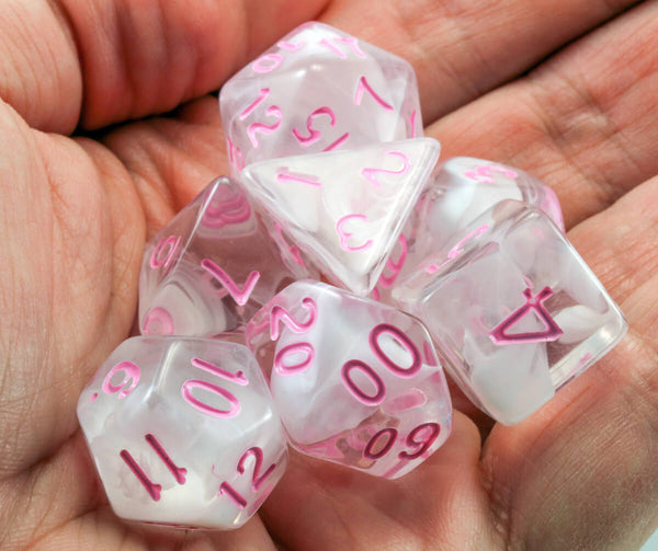 RPG Dice Cloud Nine