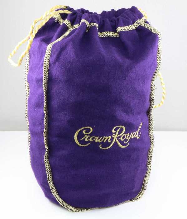 Crown Royal Dice Bag | 9.75 in X 6 in