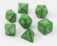 Call of Cthulhu Dice Green