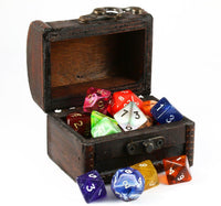 D&D Dice Box (Black)