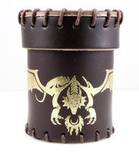 Gold Dragon Dice Cup 2