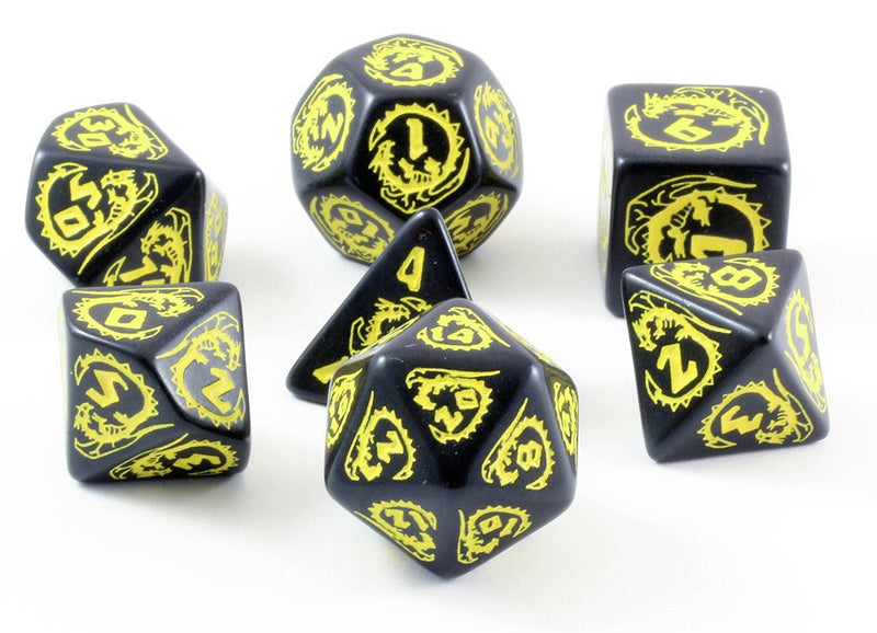 black dragon dice