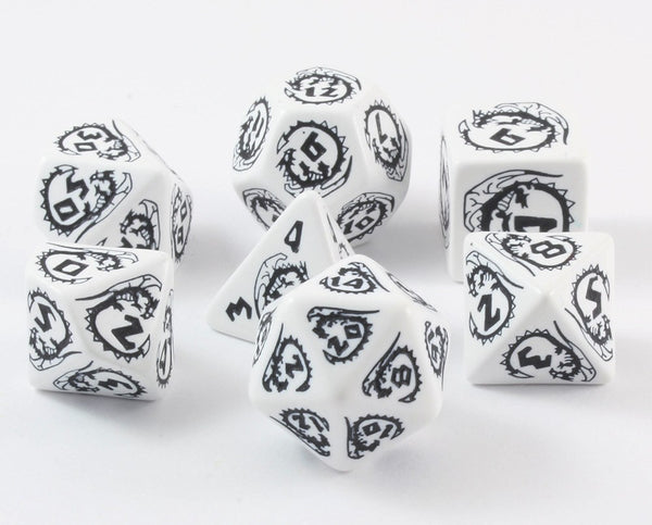 dragon dice white