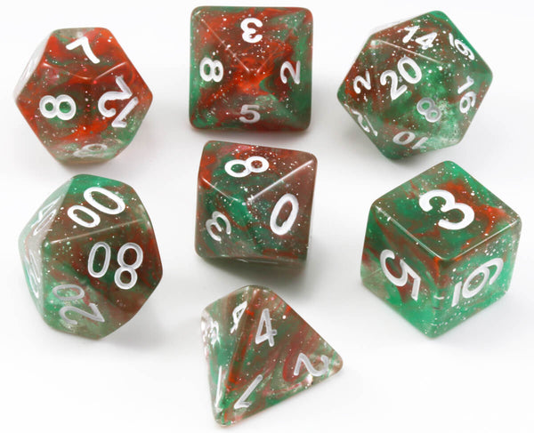 D&D Galaxy Nebula Dice