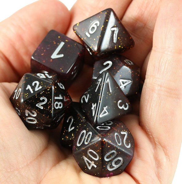 Eclipse Dice Midnight