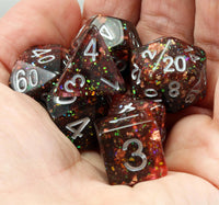 Embers RPG Dice