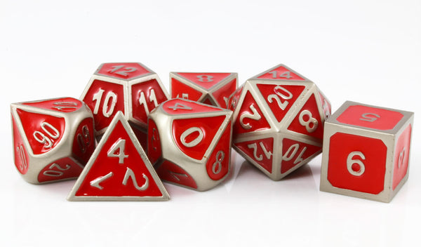 D&D Dragon Red Dice