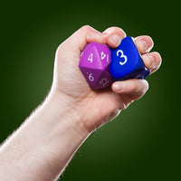 Giant RPG Foam Dice