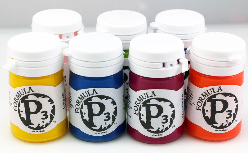 Formula P3 Paints On Sale