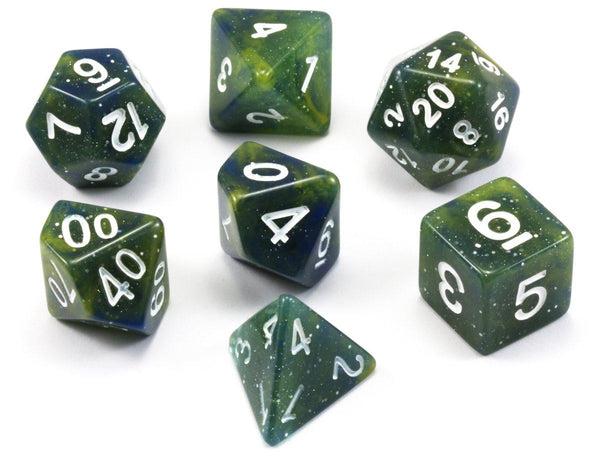 Galaxy D&D Dice