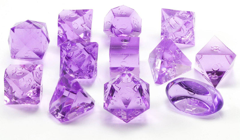 Gamescience Purple Amethyst Dice