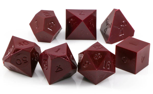 Gamescience Dice Blood Wine