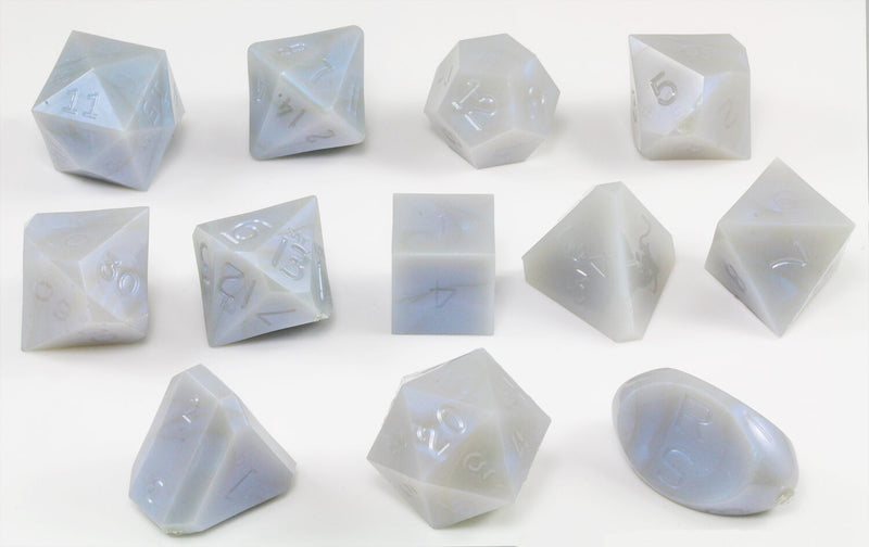 Gamescience Dice Blue Opal