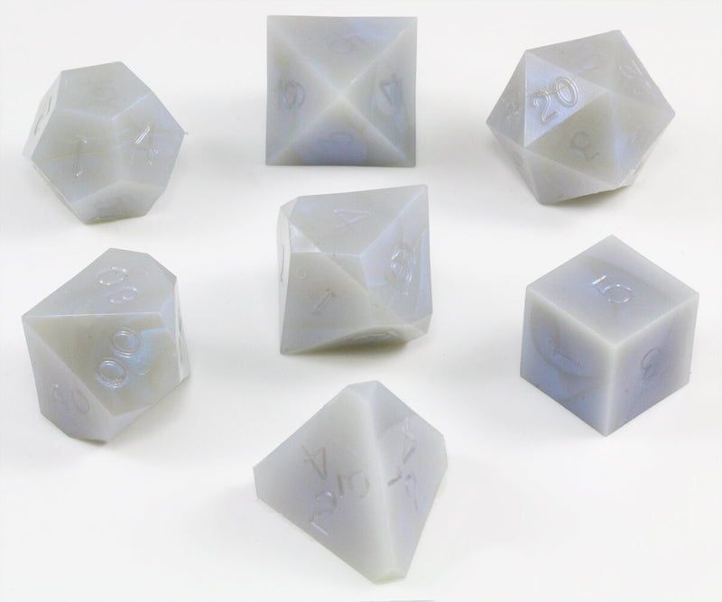 Gamescience Blue Opal Dice