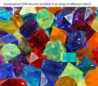 gamescience dice colors
